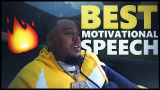 OMI IN A HELLCAT BEST MOTIVATIONAL SPEECH