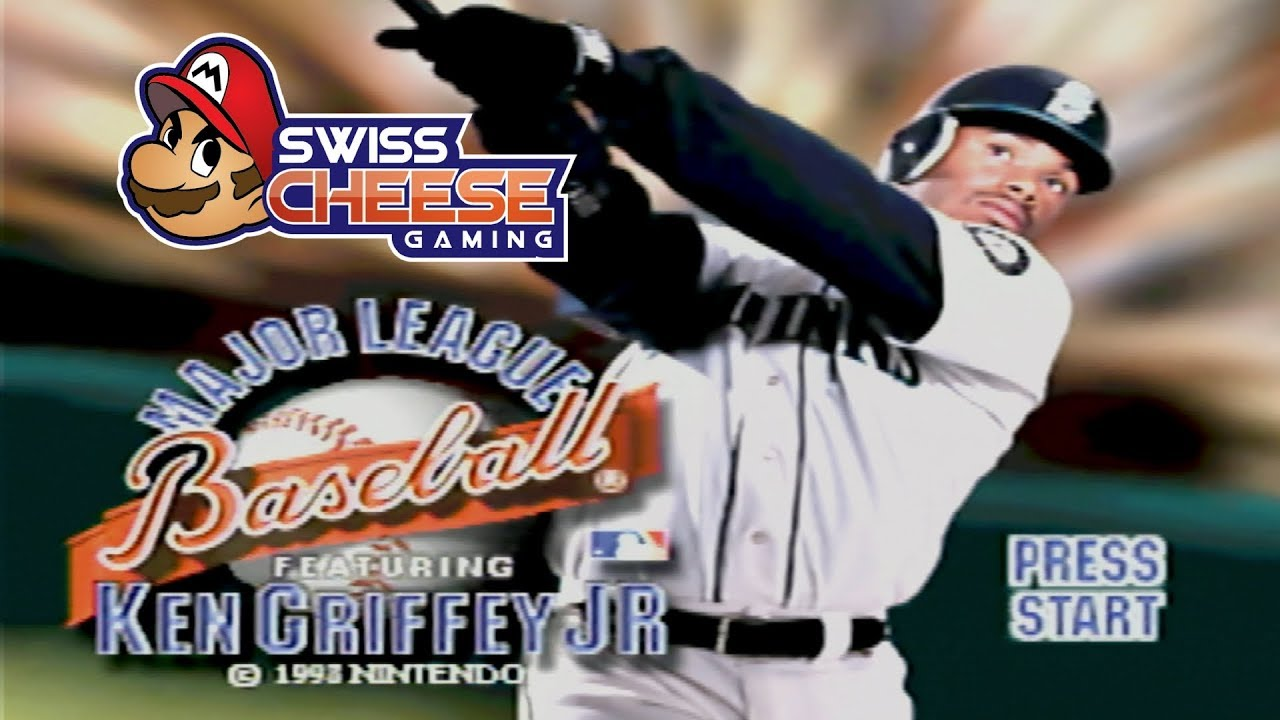 a94d96f5f4 Griffey for N64 Still Holds Up Today | Major League Baseball Featuring Ken  Griffey Jr. N64 Review
