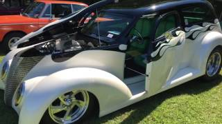 The Reinhold VFW 2016 Car Show.