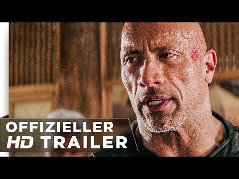 Fast & Furious: Hobbs & Shaw - Trailer 3 deutsch/german HD