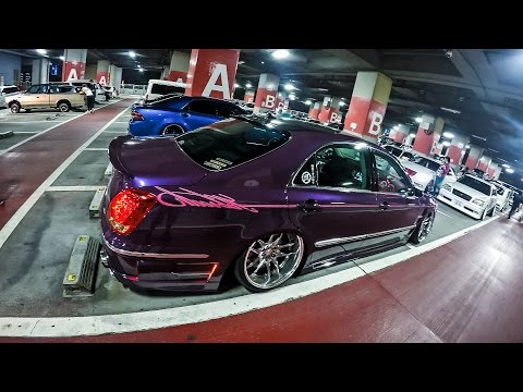 The Chronicles Vlog #7 (Part 4): Random Night Meet And The Journey To Wekfest Japan...