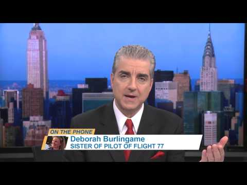 Deborah Burlingame -- co-founder of 9/11 Families for a Safe & Strong America