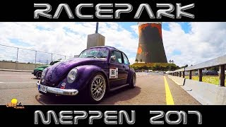 VW Beetle vs  Porsche I Racepark Meppen Trackday 2017