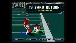 NFL Blitz 2000 Ridiculous Plays