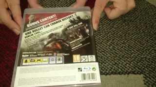 Nostalgamer Reboxes Sniper Elite V2 Game Of The Year On Sony Playstation 3 UK PAL System Version
