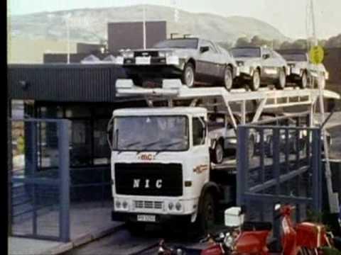 Car Crash: The DeLorean Story (Part 4 of 7)