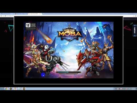 Hướng dẫn  sửa lỗi game huyền thoại moba /moba.vn
