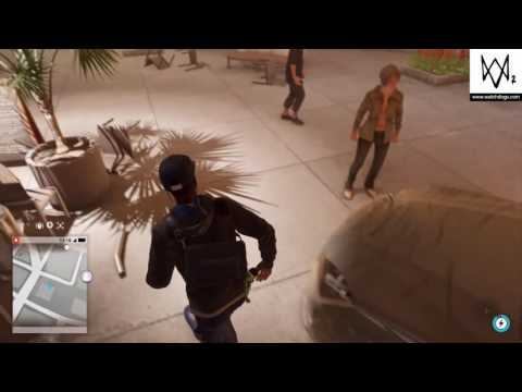 Watch Dogs 2 - A Camper's Paradise - Inside the Transamerica Pyramid
