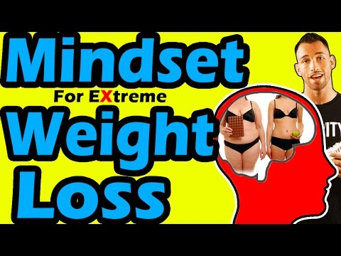 #1 Tip for Extreme Weight Loss | ➠MINDSET for Burning Fat | How to Lose A lot of Weight & Fat Fast
