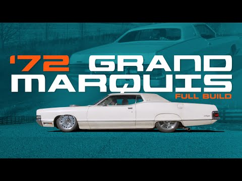 FULL BUILD: A 1,100 Horsepower 1972 Mercury Marquis