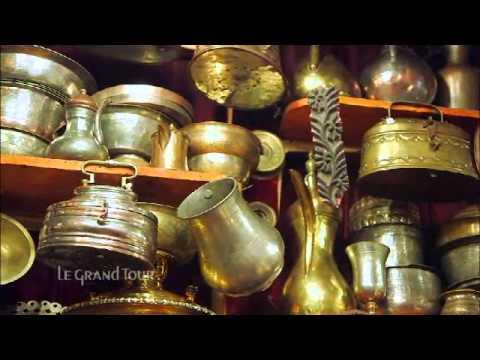 Au Grand Bazar d'Istanbul avec Tchéky Karyo.