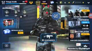 Video Como subir de nível no vip no modern combat 5 download MP3, 3GP, MP4, WEBM, AVI, FLV Oktober 2018