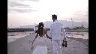 Filipina and French Wedding - SDE (Same day Edit) - Max & Rham