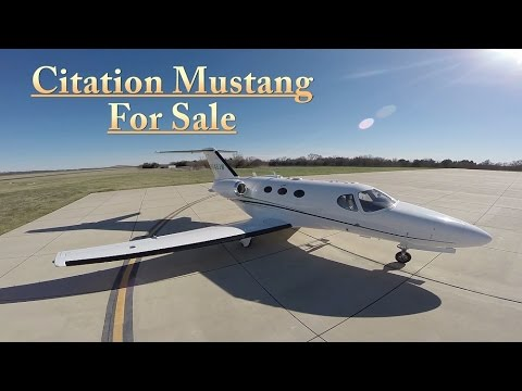 Citation Mustang For Sale