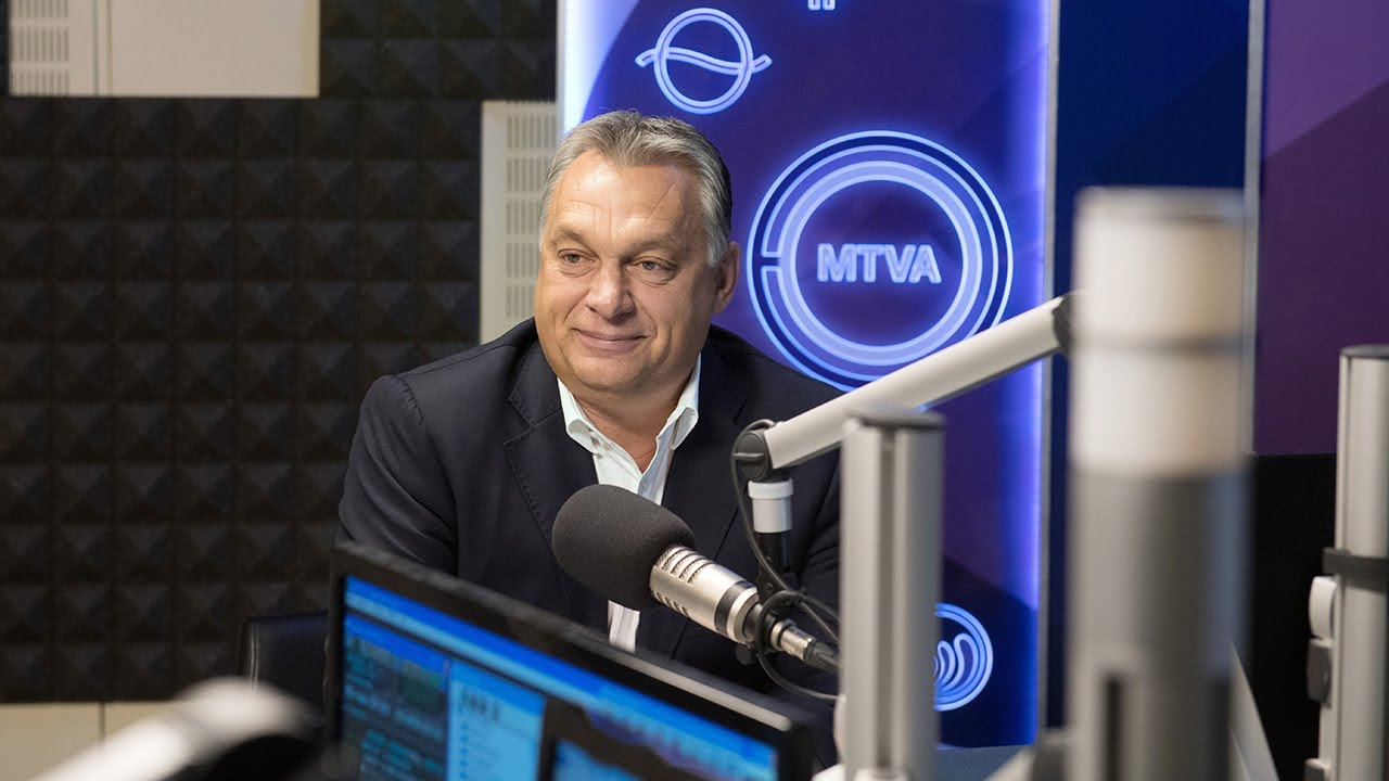 Orbán Viktor a Kossuth rádióban (2020.07.03.)