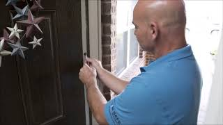 Door Entry Security System Installation Services and Cost in Lincoln NE | Lincoln Handyman Services