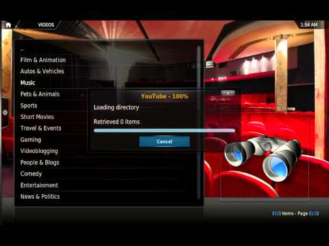 XBMC Media Center Trial On Linux Mint 14 Ubuntu : The Ultimate Experience