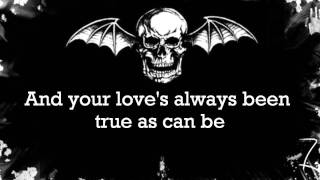 Avenged Sevenfold - Warmness On The Soul (Lyrics)