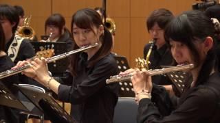 【あきすい!】テイルズ オブ ゼスティリア ザ クロス OP「風ノ唄」 吹奏楽+弦楽で演奏してみた