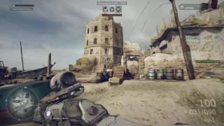 Medal of Honor Warfighter | [BroS] Chita-EM @ [AEC] AZERGE Combat Mission
