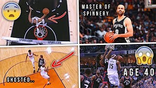 "NBA ""FILTHIEST SPIN"" Moves"