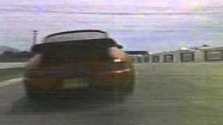 Porsche Club 2005 Mosport race - Van Svenson driving his 944 turbo (951)