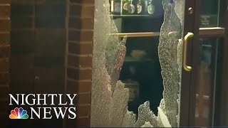 St  Louis Protests  Second Night Of Protests Turns Violent | NBC Nightly News