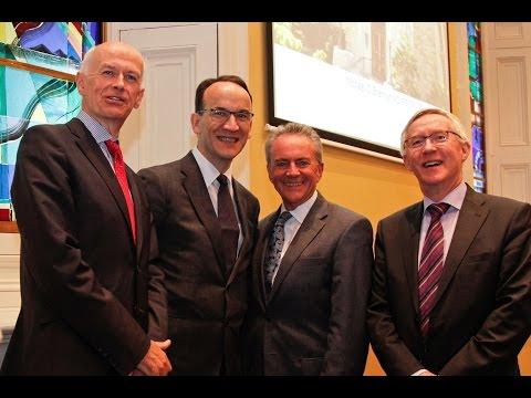 Prof Michael Brennan - 'Mayo Medical School Innovations: Preparing Better Rounded Doctors'