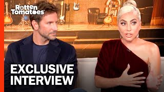 The Cast of 'A Star is Born' Discuss Music and Authenticity | Full Interview | Rotten Tomatoes