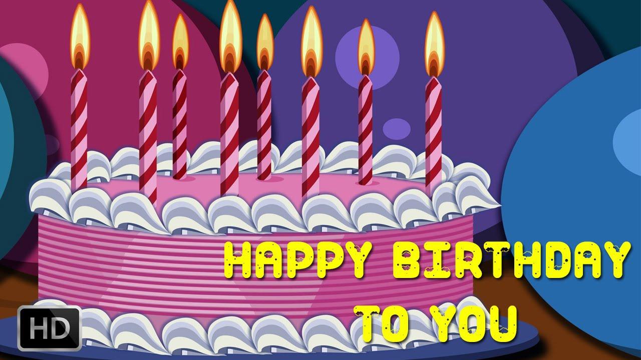 Happy Birthday Party Songs Celebrations Youtube