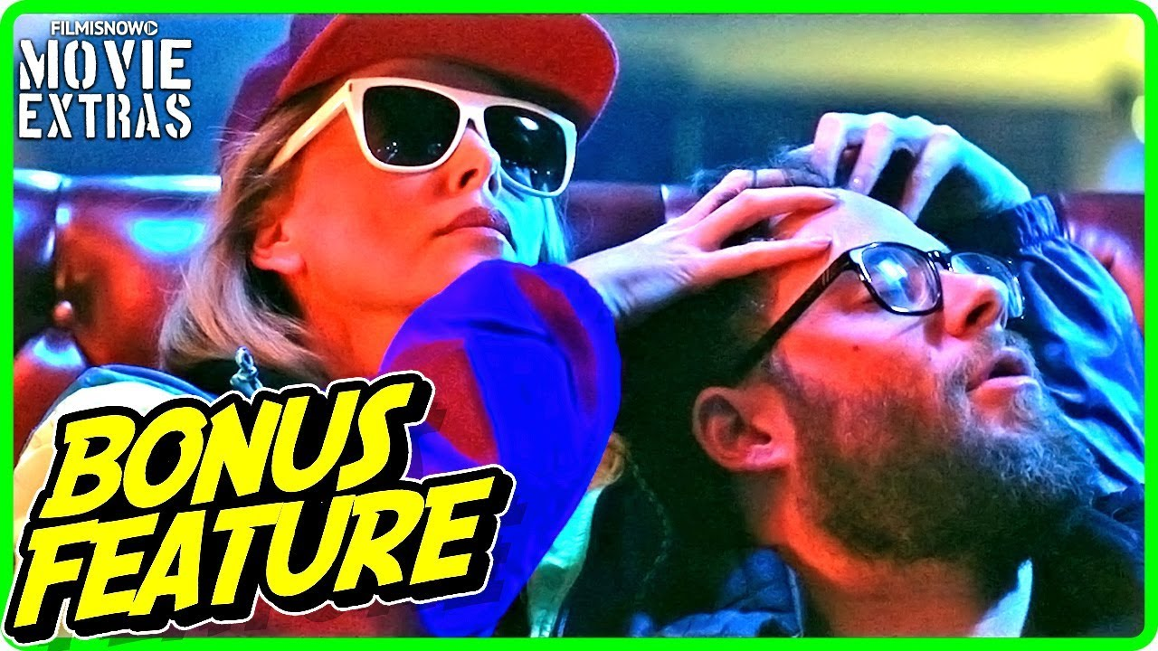 LONG SHOT | Seth And Charlize Featurette
