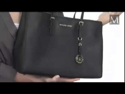 272b5dd1851d michael kors 11 saffiano jet set travel tote çanta medium grayson studded  satchel mk handbag