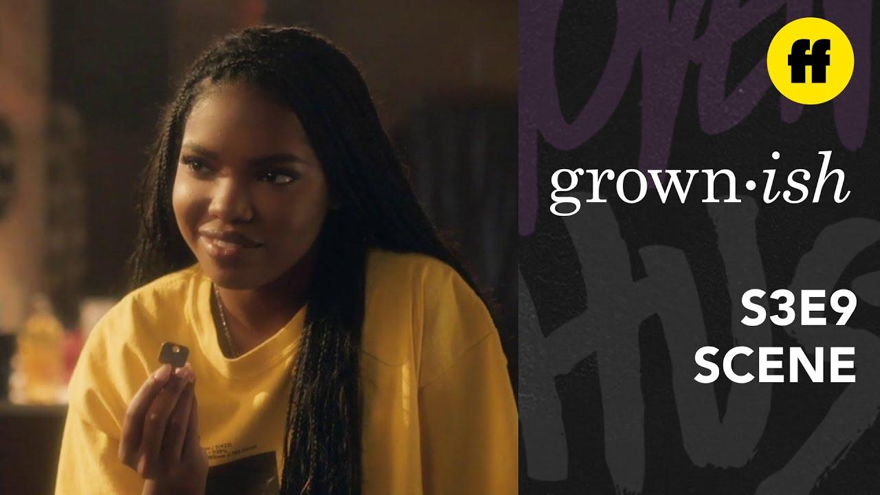 Download grown-ish Season 3, Episode 9 | Jillian Turns Down Luca | Freeform