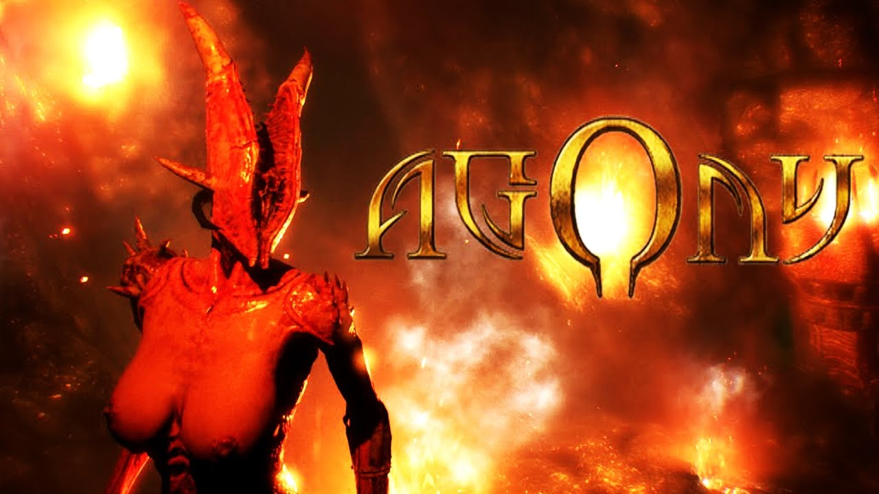 how to play agony demo