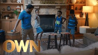 Anthony Hamilton Connects with His Sons Through Music | They Call Me Dad | Oprah Winfrey Network