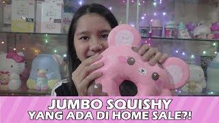 Home Sale Jumbo Squishy?!