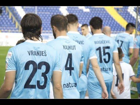 Izvještaj: FK Željezničar - FK Krupa 2:0 (FULL HD)