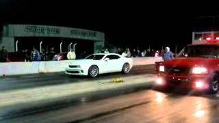 2010 camaro ss vs 2003 ford lightning
