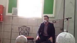 Egzon Ibrahimi Recites Quran in the presence of Ahmed Mustafa Kamil Surah Shams, Duha, Alaq