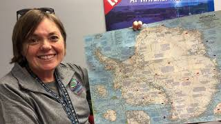 On Assignment with Anelia: Snyder to travel to Antarctica as National Geographic teacher fellow