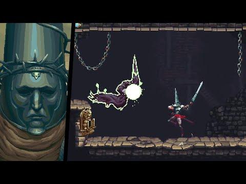 Blasphemous ... (PC, indie) Gameplay |
