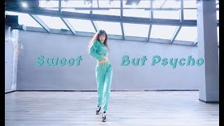 Mina Myoung (1M) Choreography - Sweet but Psycho - DANCE COVER BY 【CloverDo】