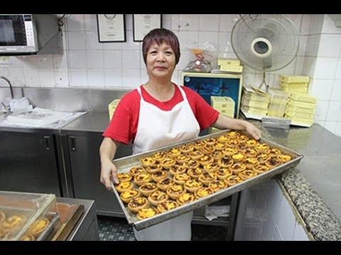 วิธีทำทาร์ตไข่สุดอร่อยต้นตำรับเจ้าแรกในมาเก๊า ร้าน Lord Stow's Bakery Macau