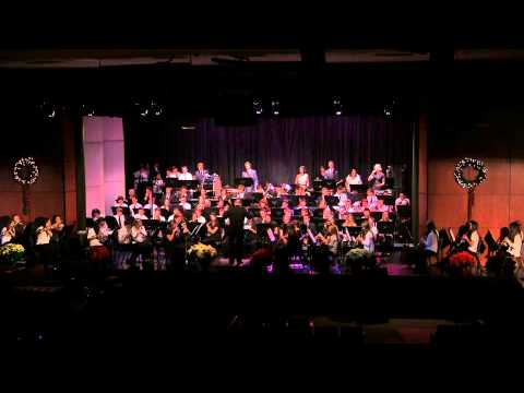 MRHS Mainland Regional High School Overture to a Winter Festival