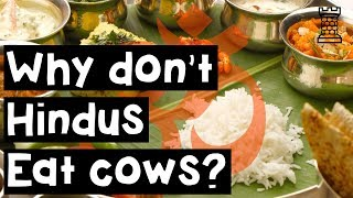 Why Don't Hindus Eat Beef? | Hindu Dietary Practices Explained