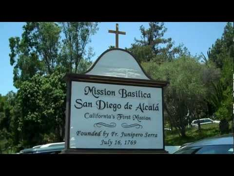 Festival of the Bells at Mission Basilica San Diego de Alcala July 2012