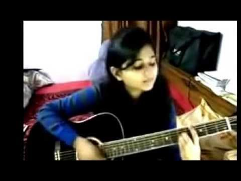 cover lagu wanita cantik nyanyi lagu india album challa sangat merdu