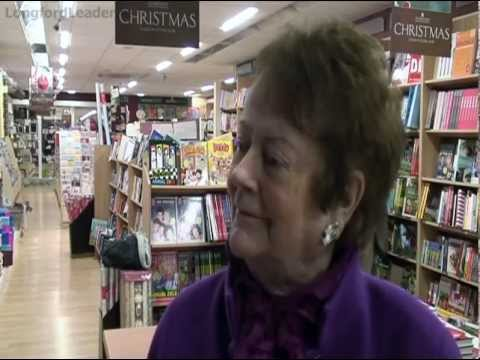 Mary O'Rourke in Longford
