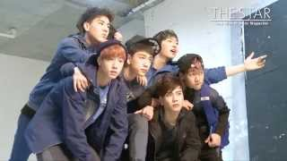 더스타(THE STAR) 2월호 GOT7(갓세븐) MAKING STORY!