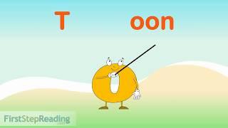 Beginning Reader Grammar Phonics Lesson, Irregular Ood/Oon Sounds